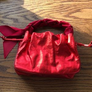 Kate Spade small red purse